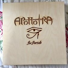 Apollo Ra-Ra Pariah Box Set Carl Canedy Color Vinyl, CD, Patch, Tee Shirt RARE
