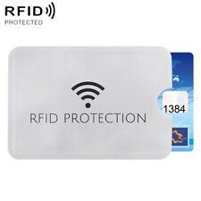 1x Schutzhülle RFID NFC Kreditkarten EC Karten Personalausweis Kartenhülle Safe
