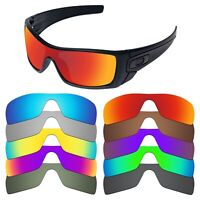 Tintart Replacement Lens for-Oakley Batwolf OO9101 Sunglasses -Multiple Options