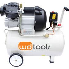 WD Tools Kompressor Druckluft Kompressor K-50D 250 l/min 10 bar Kessel 50 L