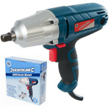 """400W ELECTRIC 1/2"""" DRIVE IMPACT WRENCH & SOCKETS 240V"""