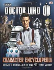 Doctor Who: Character Encyclopedia by Annabel Gibson, Moray Laing, Jason Loborik