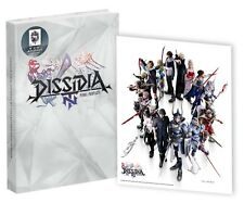 NEW Dissidia Final Fantasy NT: Prima Collector's Edition Guide Hardcover SEALED!