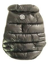 New listing American Beagle Outfitters Dog Jacket. Black. Size Small