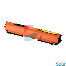 Yellow Toner Cartridge Compatible for HP 126A CE312A for LaserJet 100MFP