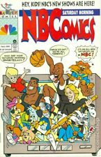 NBC Saturday Morning Comics #1 1st Appearance of Michael Jordan + Space Jam #1