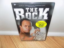 WWE - The Rock: Just Bring It (DVD, 2002) BRAND NEW, SEALED