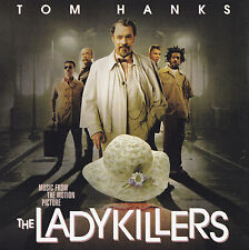 THE LADYKILLERS ( Tom Hanks ) - CD - MUSIC FROM THE MOTION PICTURE