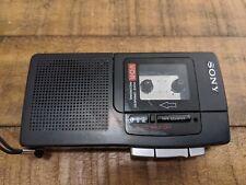 Vintage Sony Microcassette-Corder Model M-550V