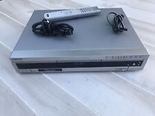 Sony RDR-GX300 DVD Recorder Power And DVR Cords And Remote