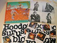 **SALE** HOODOO GURUS L.P.'S - MARS NEEDS GUITARS / BLOW YOUR COOL