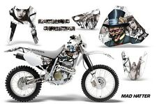 Honda Graphic Kit AMR Racing Bike Decal XR 400 Decal MX Parts 96-04 MAD HATTER S