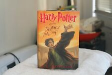 harry potter and the deathly hallows hardcover Great