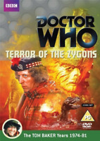 Tom Baker, John Woodnutt-Doctor Who: Terror of the Zygons DVD NUOVO