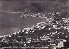 SAVONA PIETRA LIGURE 51 Cartolina FOTOGRAFICA viaggiata 1952