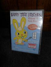 HAPPY TREE FRIENDS....Region 4....2002 release...140 minutes!!