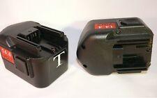 2 x Batteries 14.4v 1.5AH 48-11-1014 48-11-1024 for Milwaukee 14.4 Volt battery
