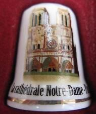 Dé à coudre Cathedrale Notre Dame de Paris Thimble #18