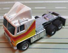 Faller Aurora --  AFX Truck mit  Fahrlicht, + 2 neue Schleifer