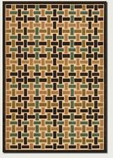 NWT Couristan Urbane City Block Collection Outdoor Indoor Rug - Size: 2' x 3'7