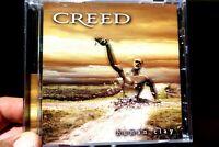 Creed - Human Clay  - CD, VG