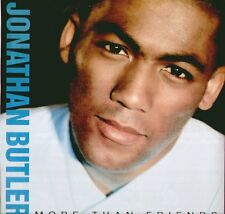 "JONATHAN BUTLER "" MORE THAN FRIENDS "" LP SIGILLATO - BMG ITALY"
