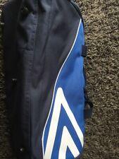 Umbro Pro Training X Small  Bag Kit Bag Brand New Royal & Navy School