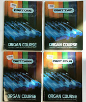 Sight And Sound Organ Course Part One Two Three & 4 Paperback