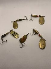 Fishing Lures. Spinner Lot. Mepps And Unknow Maker.