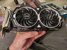 MSI Radeon RX 470 MSI RX470 MINER 8G Mining Card (Used - Good)