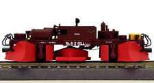 Bemo 2299 104 (H0m) – Spurflug-Schienenreiniger der Rhätischen Bahn