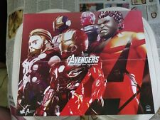 Hot Toys Artist Mix Collection Avengers: Age of Ultron Series 02 - Boxed Set