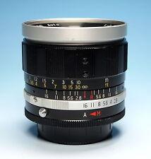 Porst Super Weitwinkel Auto 2.8/28mm für M42 Objektiv lens objectif - (81216)