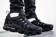 Nike Air Vapormax Plus Herrenschuhe Turnschuhe Sneaker Black  924453 004  *TOP*