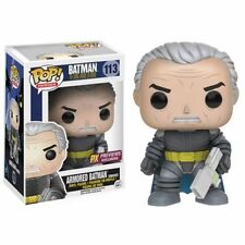 Batman: The Dark Knight Returns démasquée Armored Batman Pop! Vinyl Figure - 113