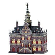 Dickensville weihnachtshaus Rathaus Bolsward 14 x 13 cm Porzellan