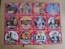 MAIL ROM-COM COLLECTION - COMPLETE SET OF 12 ROMANCE FILMS PROMO DVDS - UNPLAYED