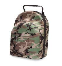 New Era Cap Hat Carrying Carrier Case Handle Fits 6 Hats Camo Bag Zipper Handle