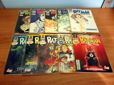 RAT-MAN COLLECTION LOTTO SEQUENZA  11-20  10 ALBI  LEO ORTOLANI OTTIMI IMBUSTATI