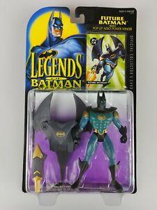 Legends of Batman FUTURE BATMAN W/ Pop-Up Wings Kenner 1994 90's NEW