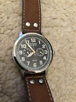 Citizen Eco Drive Mens Watch Military