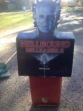 RARE Hellbound Hellraiser 2 PInhead Original80's Standee lobby display