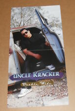 Uncle Kracker Double Wide Flat 2000 Poster 24x12