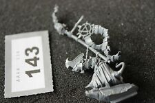 WARHAMMER Fantasy Skaven Warlord corpo Bit Isola Di Sangue Games Workshop GW