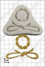 Silicone mould Buckle and Bow | Food Use FPC Sugarcraft FREE UK shipping!