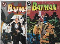 Batman #518 & #526   Lot of 2 (1995/1996, DC Comics)