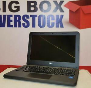 Dell G4YY1 Chromebook 11 3100 Celeron N4020, 4GB/32GB eMMC - Factory New