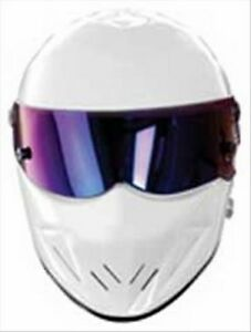 The Stig Top Gear Racing Driver Official Single Fun CARD Party Face Mask