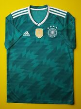 Germany soccer jersey  2018 away shirt BR3144 soccer football Adidas ig93