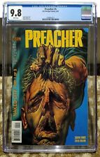 Preacher 5 CGC 9.8 White Pages!